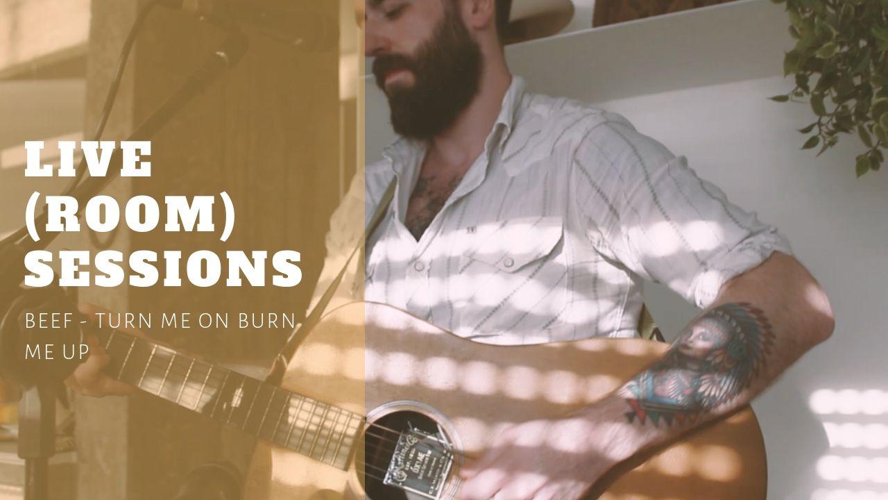 Turn me on Live Session Thumb