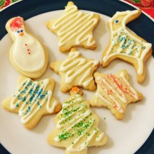 Butter cookies7