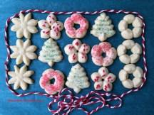 Orange-Scented Spritz Cookies