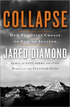 """""""Collapse"""" by Jared Diamond"""