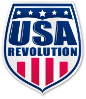 USA Revolution: the Logo