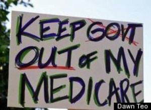Keep govt out of my Medicare
