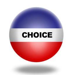 America is choice