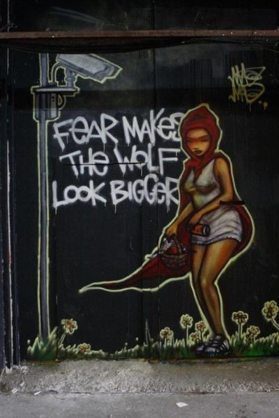 Fear Wolf