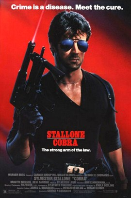 """Cobra"" - movie poster"