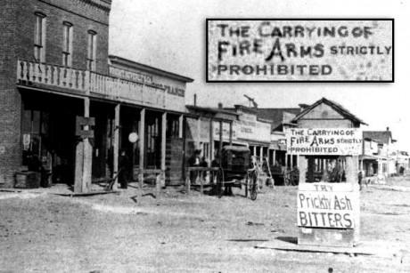 Dodge City, 1879
