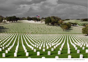 The price paid for our wars