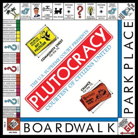 Game of Plutocracy