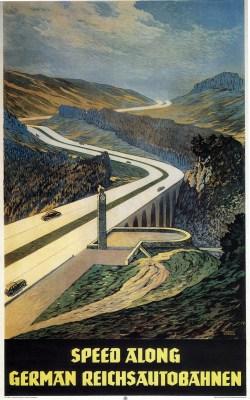 1936 German poster