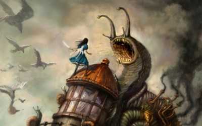 Alice when the Madness Returns
