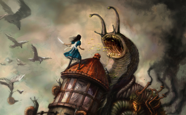 "Alice in ""Madness Returns"""