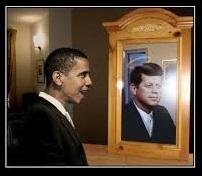 Perception: Obama-Kennedy