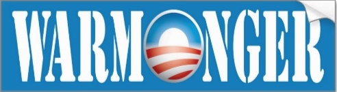 Obama - Warmonger