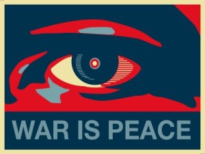 War is Peace