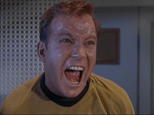 Angry Kirk