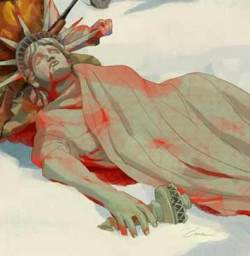 Death of liberty