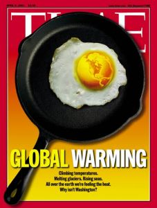 Time: Global Warming