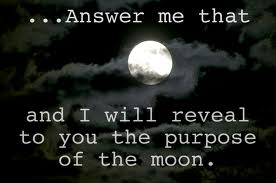 Purpose of the Moon