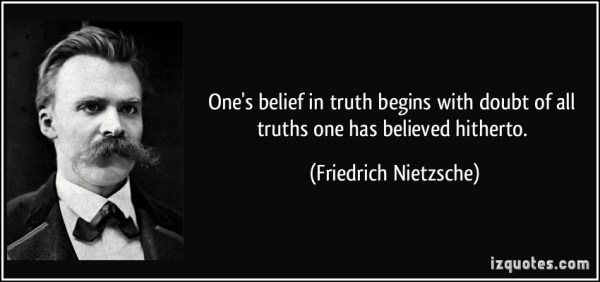 Truth by Nietzsche
