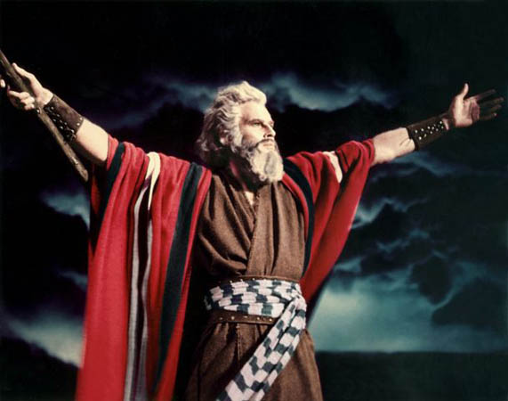 """THE TEN COMMANDMENTS"" 1956"