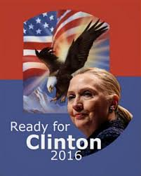 Hillary in 2016