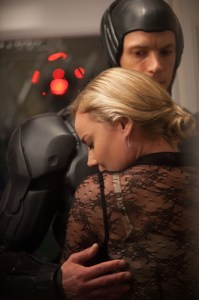 Robocop: Joel Kinnaman & Abbie Cornish