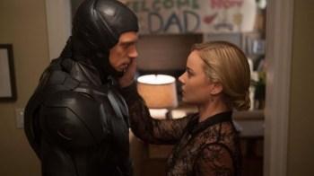 Robocop & Wife