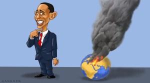 Obama & the world