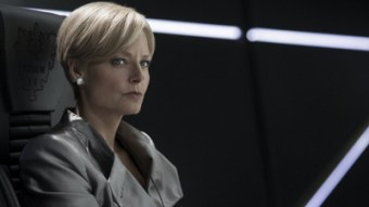 Elysium's bad girl: Jodie Foster