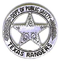 Texas Ranger badge
