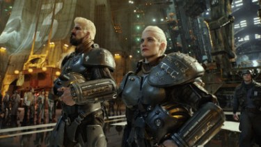 Russians to the rescue in Pacific Rim