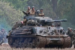 Fury: tank