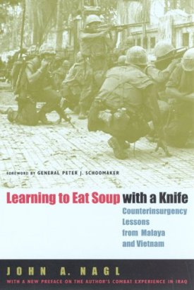 Learning To Eat Soup with a Knife