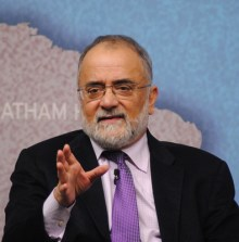 Ahmed Rashid at Chatham House, 2014
