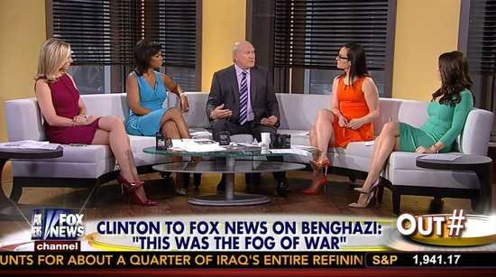 Fox News: Terry Bradshaw talks about Benghazi