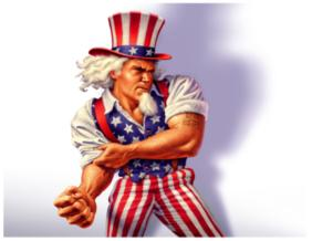 A Strong Uncle Sam