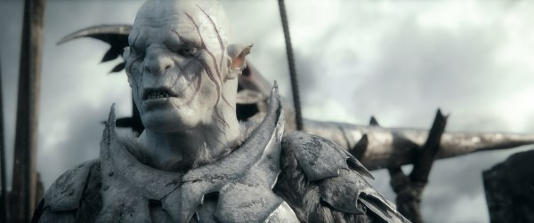Orc in the Battle of the Five Armies