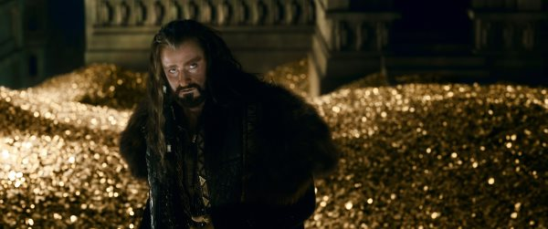 Richard Armitage as Thorin Oakenshield II