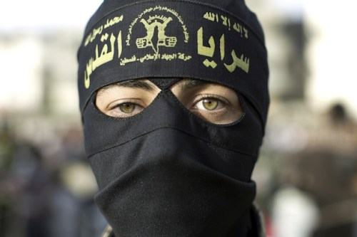 Islamic Jihad Movement fighter