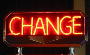 """Change"" signal"