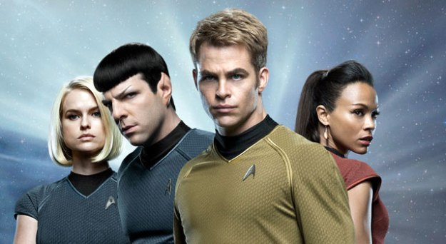 "Cast of ""Star Trek Into Darkness"""