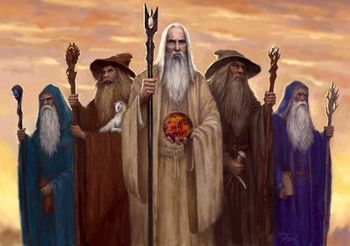 The Five Wizards