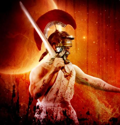 """""""Mars, god of war"""" by GhostsAnd Decay at DeviantArt"""