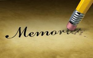 Memories erased