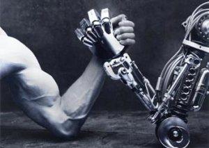 Robot vs worker