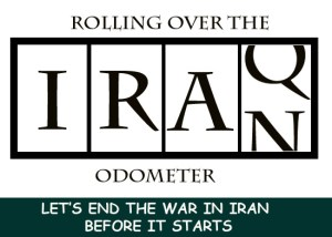 END THE WAR IN IRAN