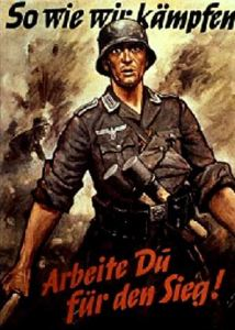 Germany WWII poster