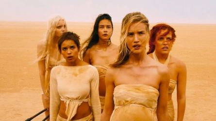 """Women in """"Mad Max: Fury Road"""""""