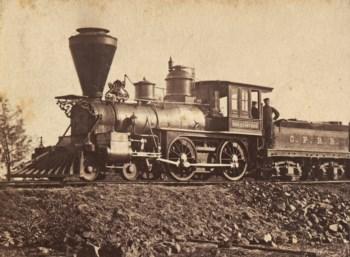 Empire locomotive
