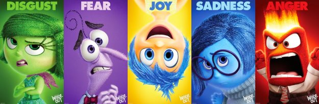 Characters in Inside Out